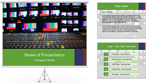 0000080434 PowerPoint Template