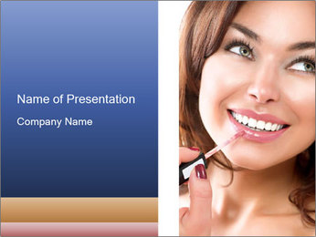 0000080435 PowerPoint Template - Slide 1