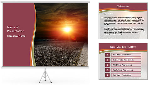 0000080445 PowerPoint Template
