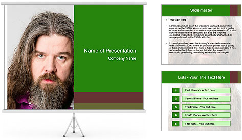 0000080447 PowerPoint Template