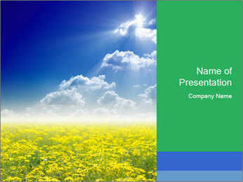 0000080450 PowerPoint Template - Slide 1