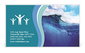 0000080454 Business Card Template