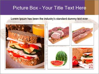 0000080463 PowerPoint Template - Slide 19