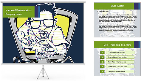 0000080491 PowerPoint Template