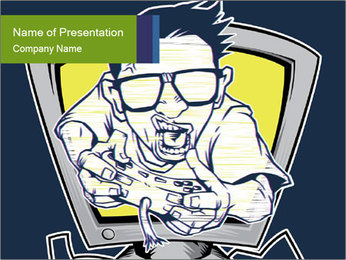 0000080491 PowerPoint Template - Slide 1