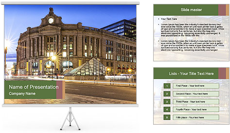 0000080512 PowerPoint Template