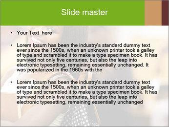 0000080514 PowerPoint Templates - Slide 2