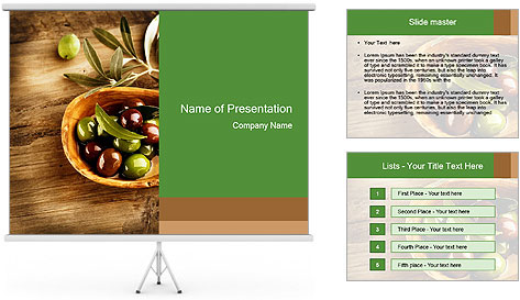 0000080515 PowerPoint Template