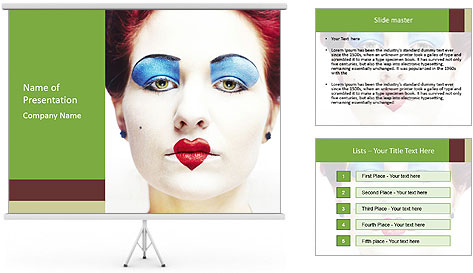0000080516 PowerPoint Template