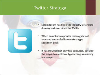 0000080516 PowerPoint Template - Slide 9