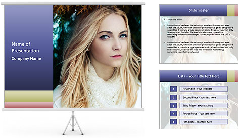 0000080518 PowerPoint Template