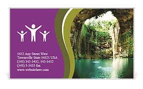 0000080523 Business Card Template