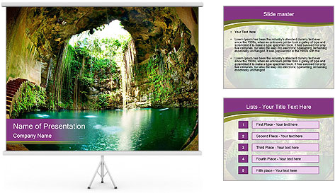 0000080523 PowerPoint Template