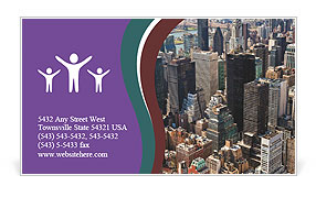 0000080535 Business Card Template