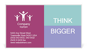 0000080541 Business Card Template
