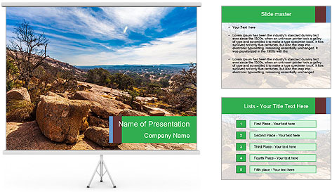 0000080542 PowerPoint Template