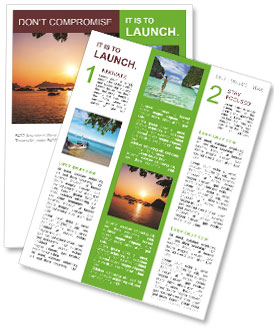 0000080549 Newsletter Template