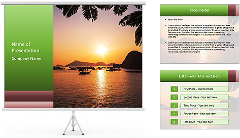 0000080549 PowerPoint Template