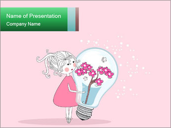 0000080550 PowerPoint Template - Slide 1