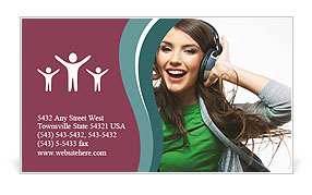 0000080555 Business Card Template