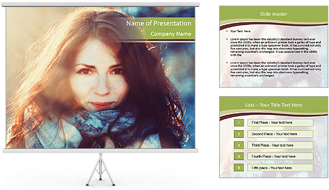 0000080557 PowerPoint Template