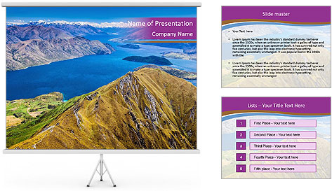 0000080584 PowerPoint Template