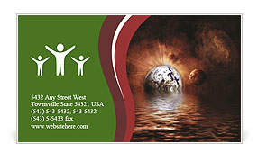 0000080587 Business Card Templates
