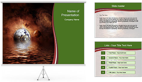 0000080587 PowerPoint Template