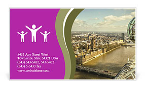 0000080608 Business Card Template