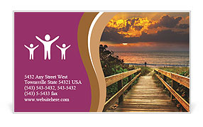 0000080613 Business Card Template
