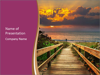 0000080613 PowerPoint Template - Slide 1