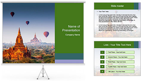0000080615 PowerPoint Template