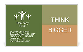 0000080657 Business Card Template