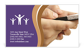 0000080658 Business Card Template