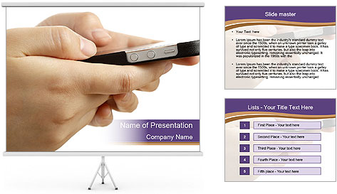 0000080658 PowerPoint Template