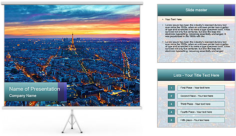 0000080660 PowerPoint Template