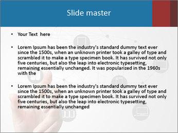 0000080666 PowerPoint Templates - Slide 2