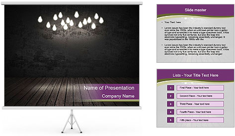 0000080677 PowerPoint Template