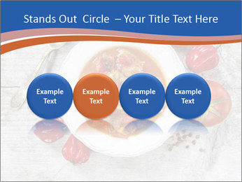 0000080687 PowerPoint Templates - Slide 76