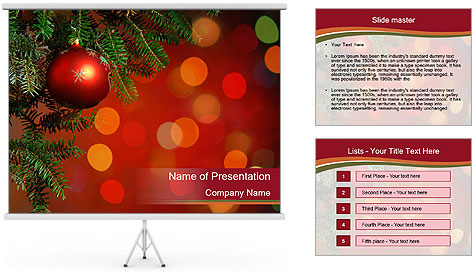 0000080695 PowerPoint Template