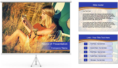 0000080700 PowerPoint Template