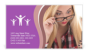 0000080704 Business Card Template