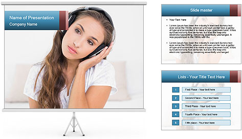 0000080707 PowerPoint Template