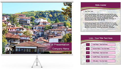 0000080708 PowerPoint Template