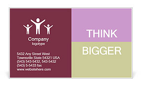 0000080710 Business Card Template