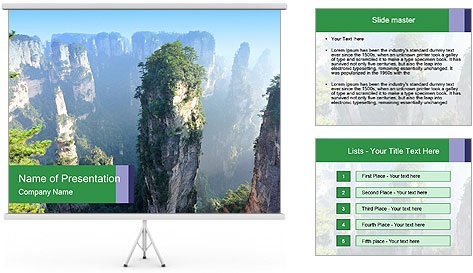 0000080712 PowerPoint Template