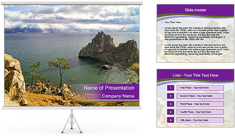 0000080715 PowerPoint Template