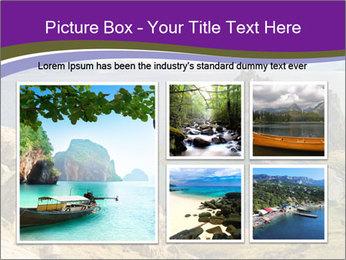 0000080715 PowerPoint Template - Slide 19