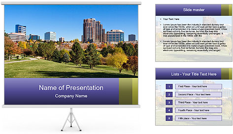 0000080718 PowerPoint Template