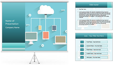 0000080720 PowerPoint Template